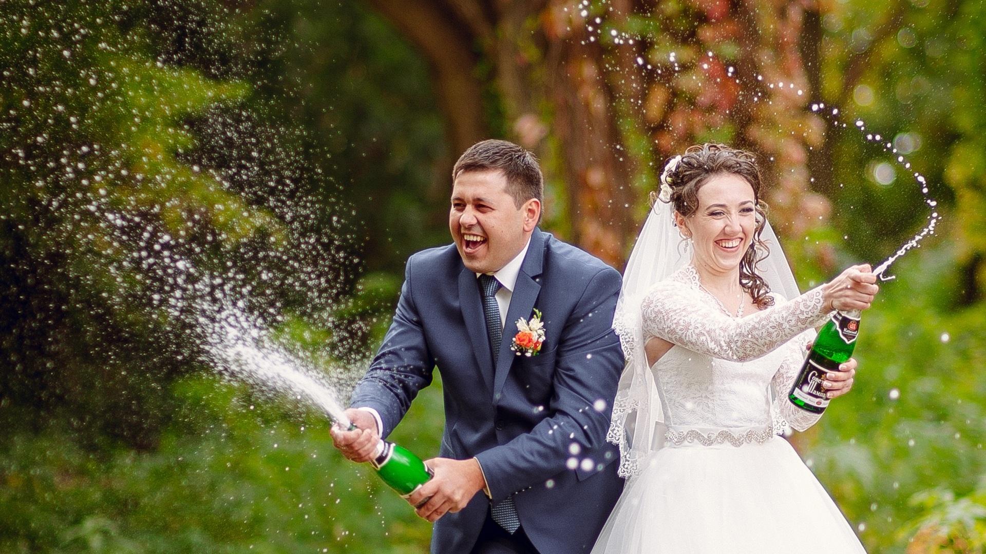 Выездной бар на свадьбу